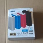 ZenFone2純正の充電器ASUS ZenPowerを購入しました