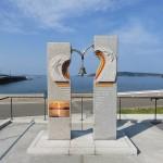道の駅阿武町の観光スポットの絶景温泉と恋愛パワースポット