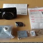 Canon PowerShot SX710 HSレビューその1